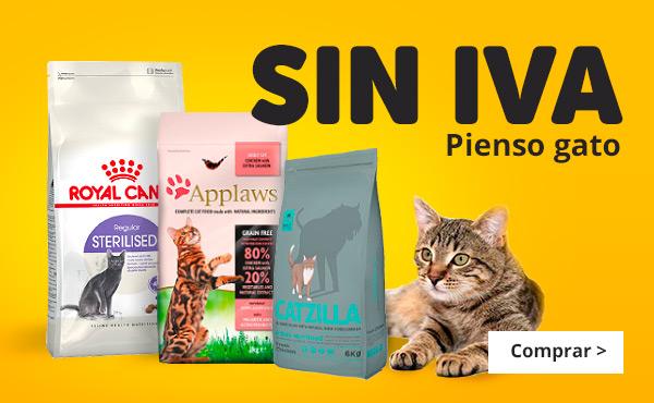 Sin IVA pienso Gato