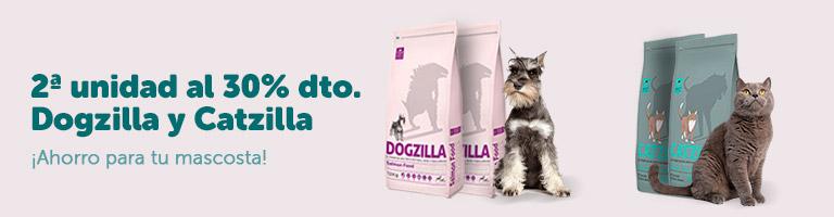 Dogzilla y Catzilla