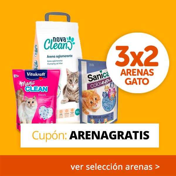 3x2 Lecho Gato