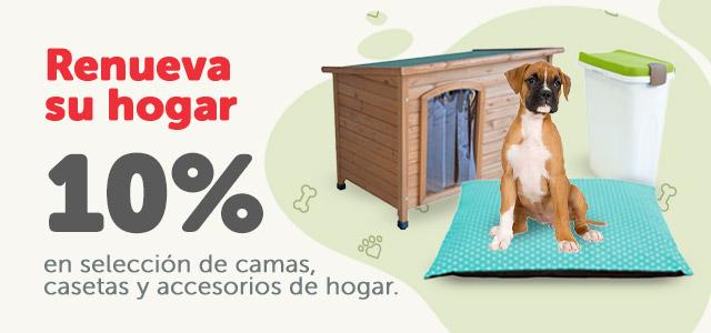 10% en accesorios de hogar
