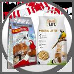 Descuentos y regalos en lecho para roedores