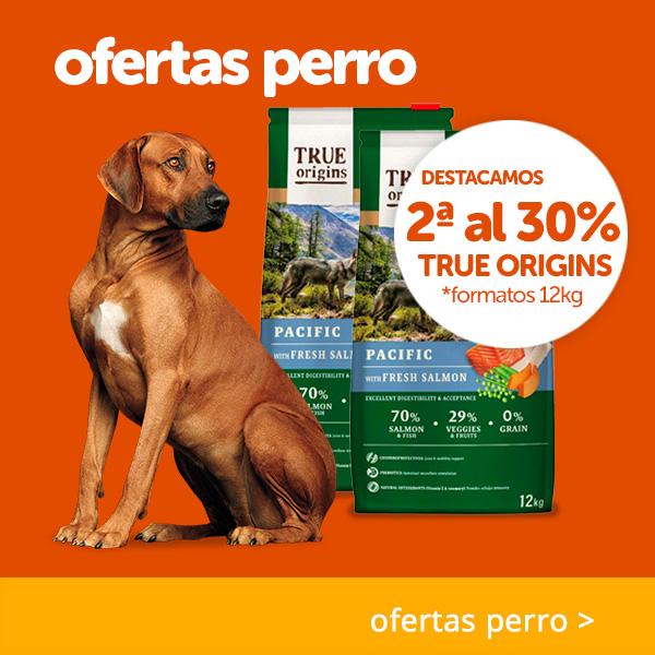Ofertas Perro - 2ª al 30% True Origins 12 kg