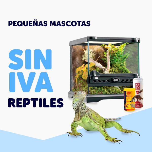 Ofertas Reptiles Cyber Monday