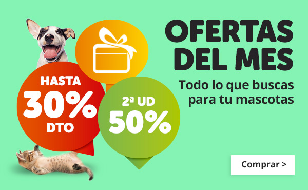 Ofertas del mes