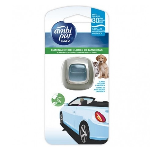 Ambipur Pet Care ambientador para coche antiolores image number null