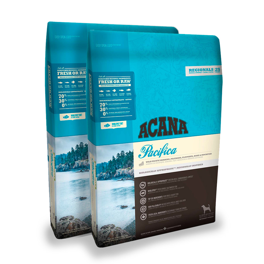 Acana Pacifica - 2x11 kg Pack Ahorro, , large image number null