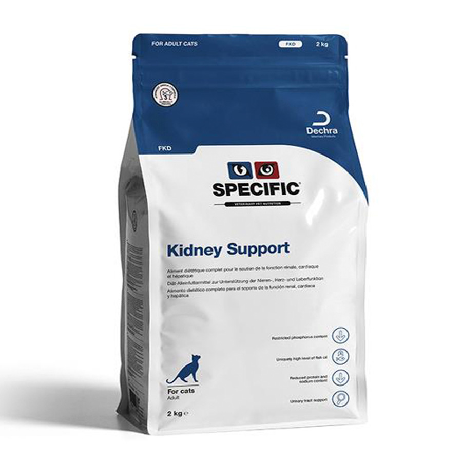 Specific Feline FKD Heart & Kidney Support, , large image number null