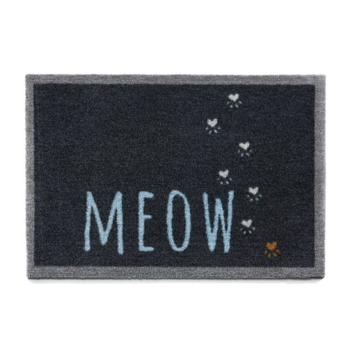 Howler & Scratch Meow color negro para gatos image number null