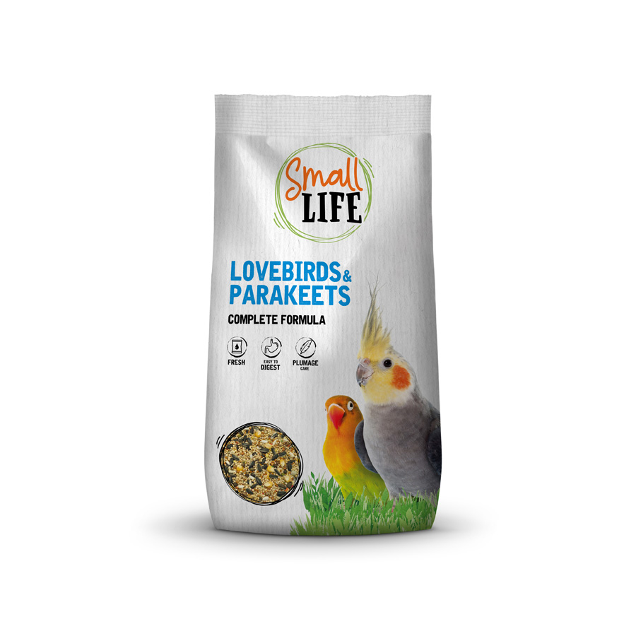 Alimento Small Life para agaporni y ninfa 5 kg, , large image number null