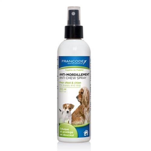 Francodex spray anti mordeduras para perros