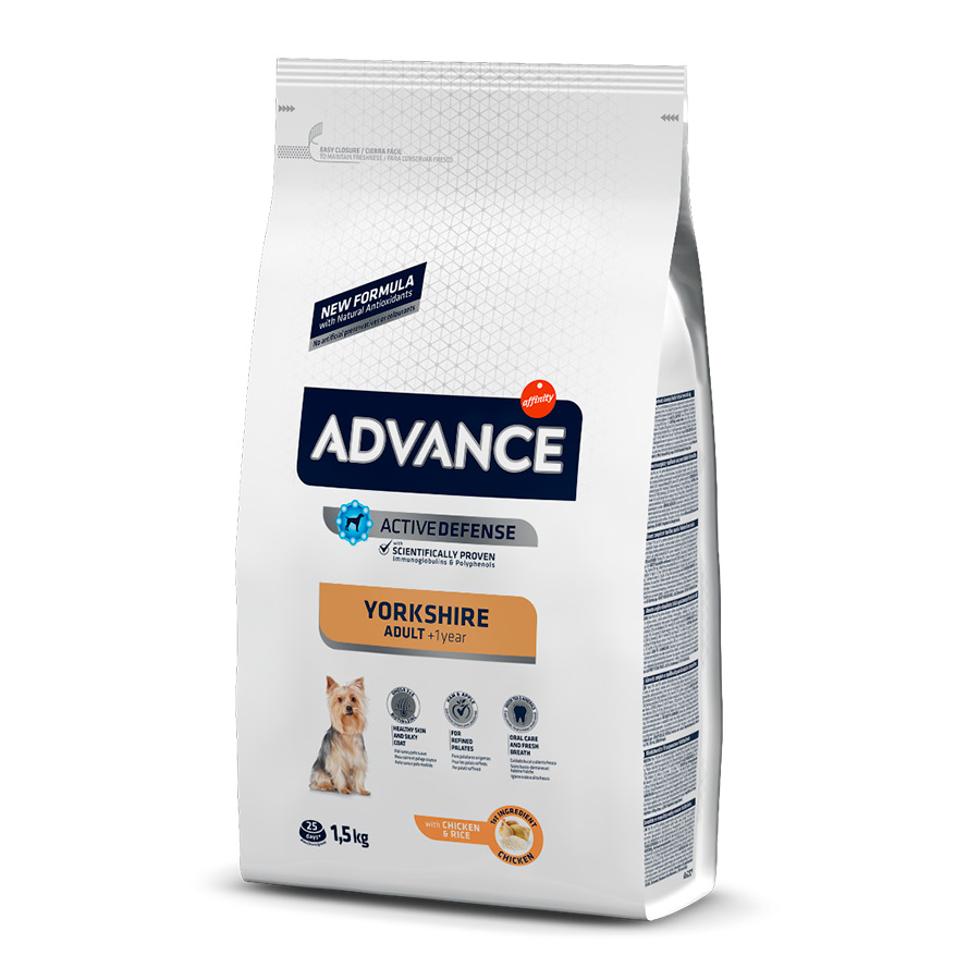 Affinity Advance Yorkshire Terrier 1,5 kg, , large image number null