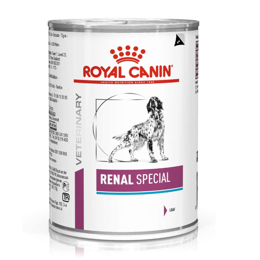 Pack 12 Latas Royal Canin Veterinary Diet Renal Special 410 gr, , large image number null