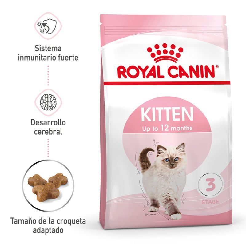 Royal Canin Gato Kitten, , large image number null