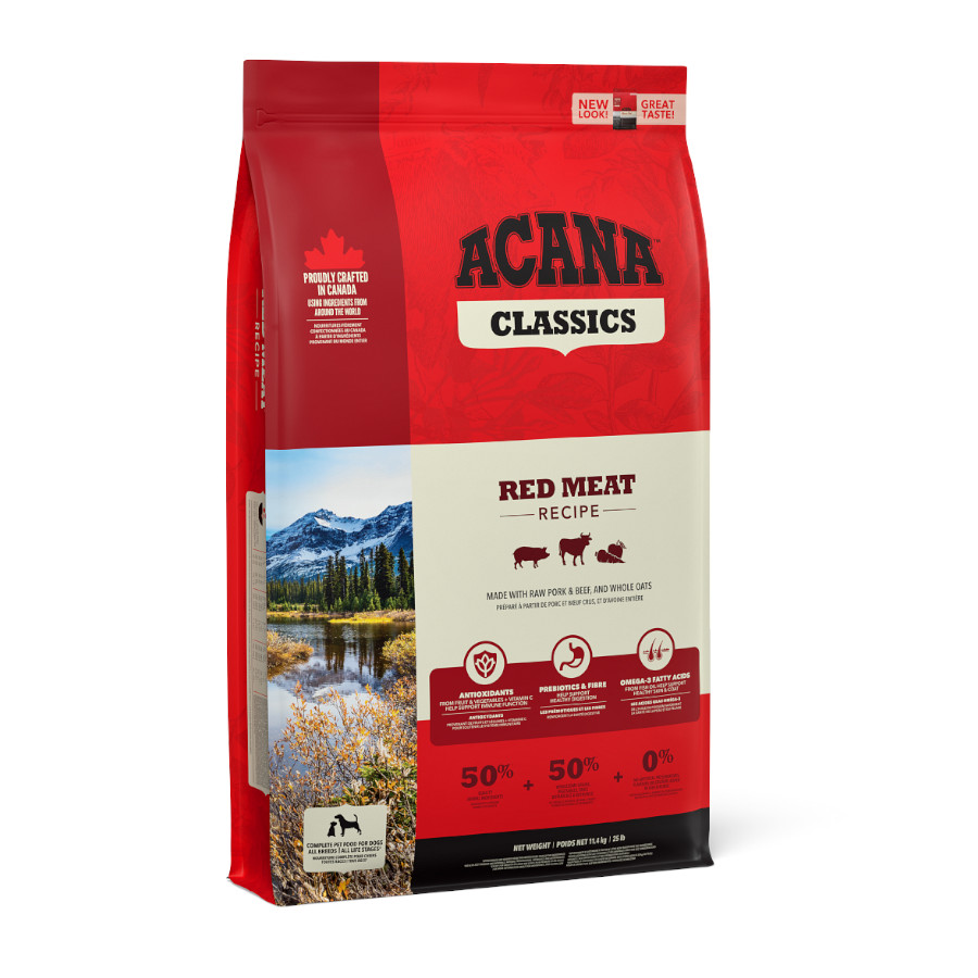 Acana Classic Red, , large image number null