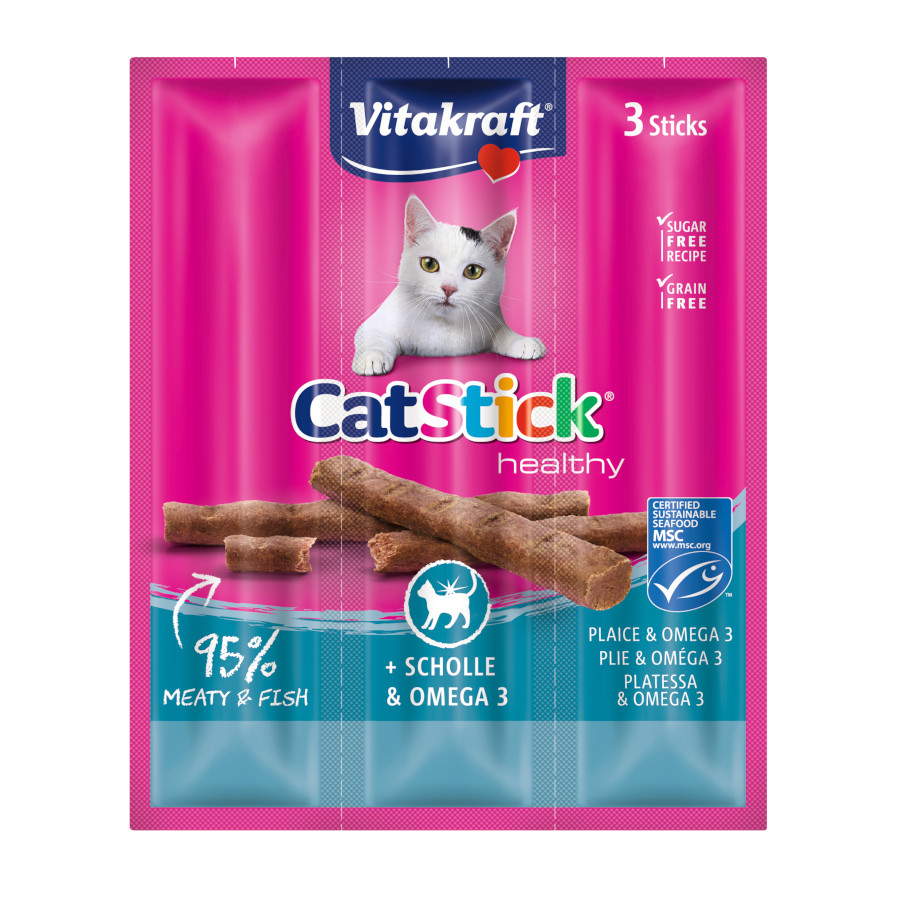 Vitakraft Cat Stick 18g, , large image number null