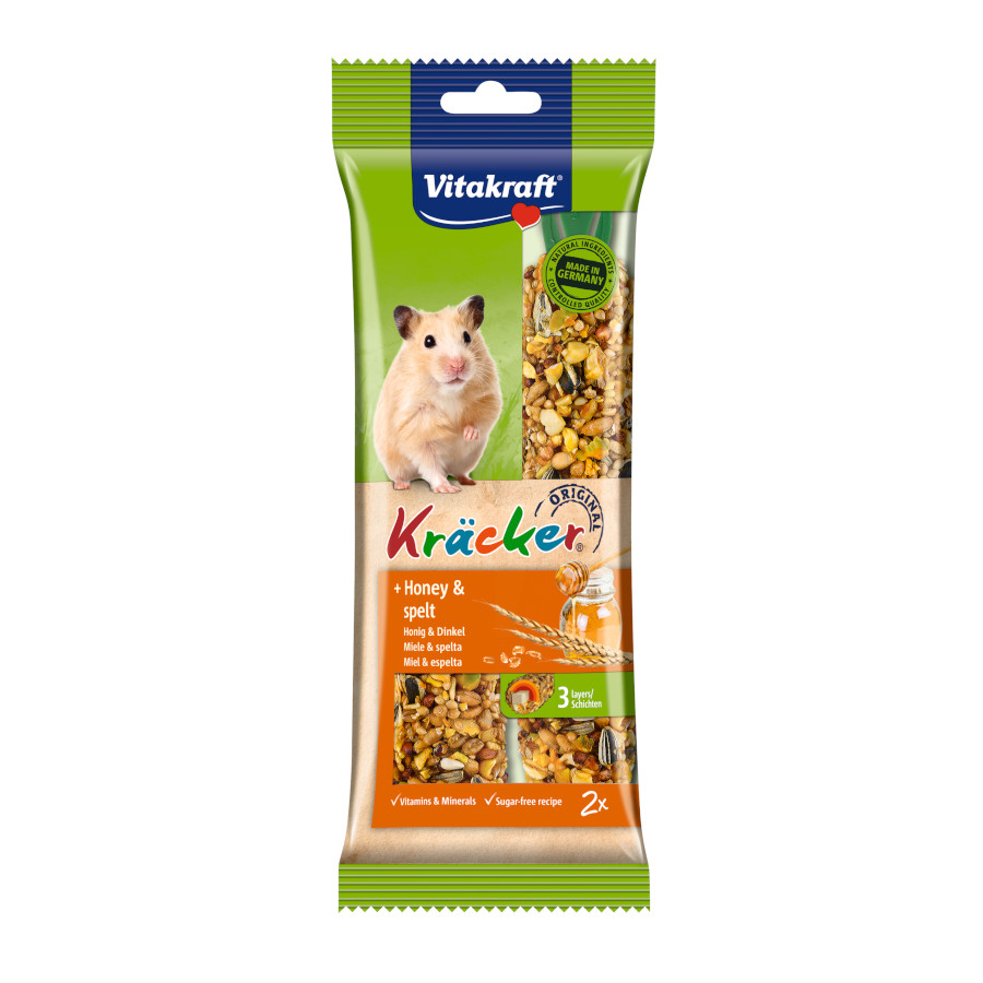 Barrita Vitakraft Emotion para Hamster - Miel, , large image number null