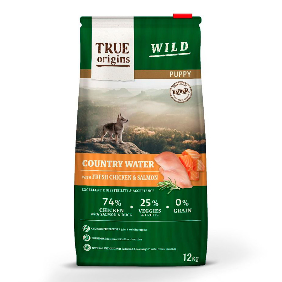True Origins Wild Dog Country Water Puppy, , large image number null
