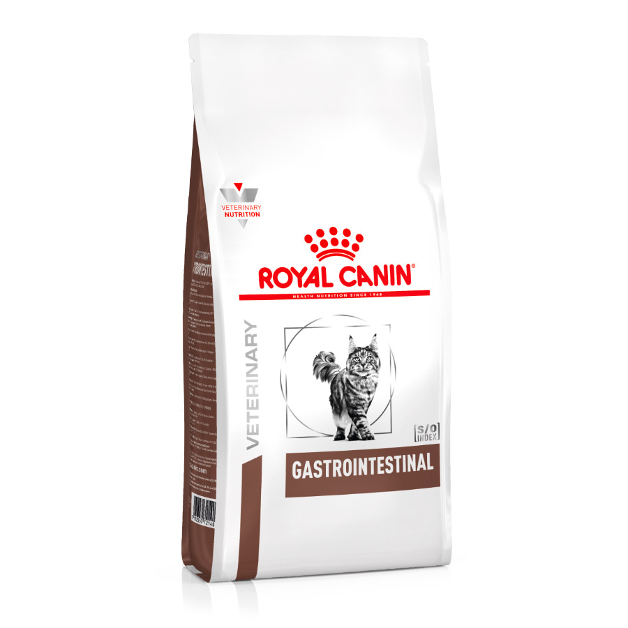 Royal Canin Feline Veterinary Diet Gastro Intestinal image number null
