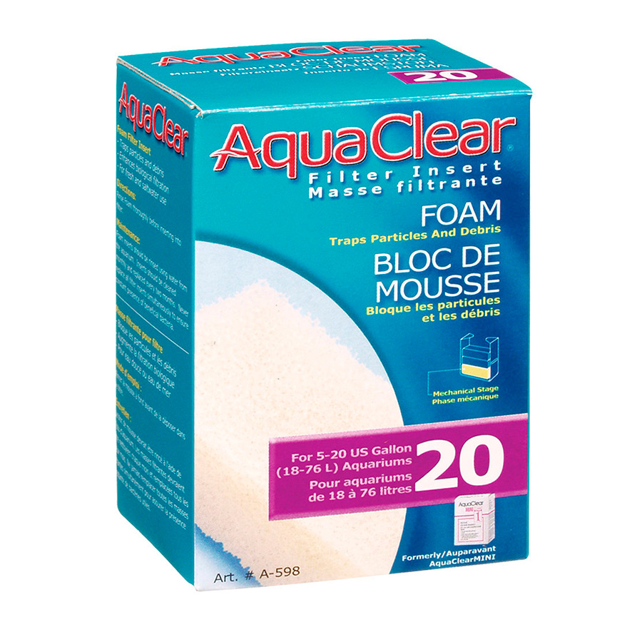 AquaClear Foamex, , large image number null