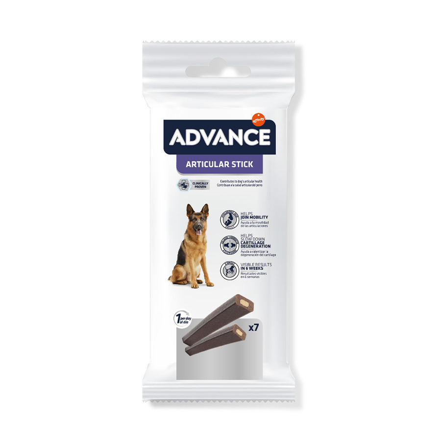 Advance Snack Articular Stick 155 gr, , large image number null