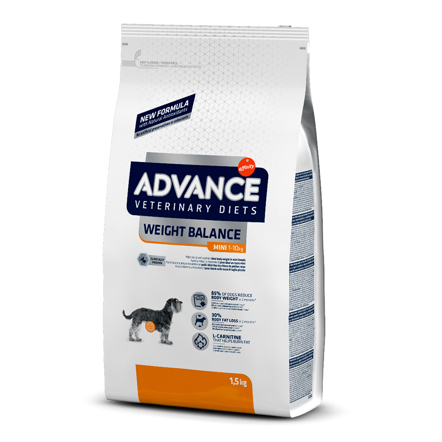 Affinity Advance Veterinary Diets Weight Balance Mini 1,5 kg, , large image number null