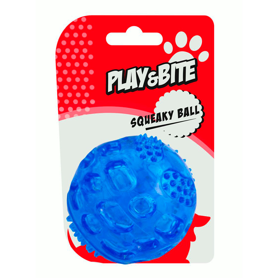 Juguete Squeaky Ball de Play&Bite para perro, , large image number null