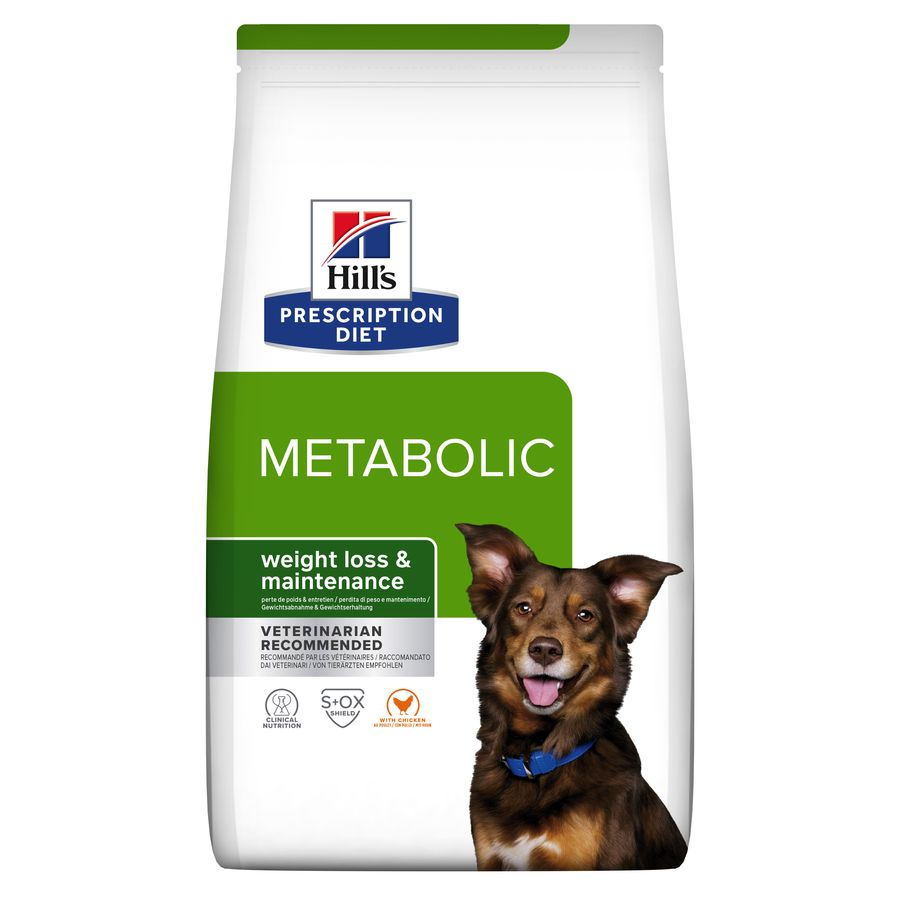 Hill's Prescription Diet Metabolic Original, , large image number null