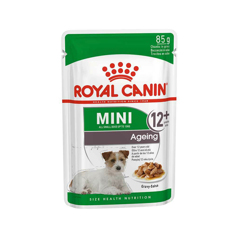 Royal Canin Dog Mini Ageing 85 gr, , large image number null