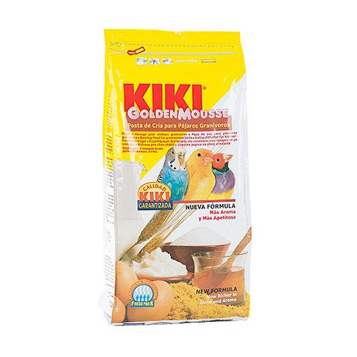 Kiki pasta para cría de pájaros amarilla