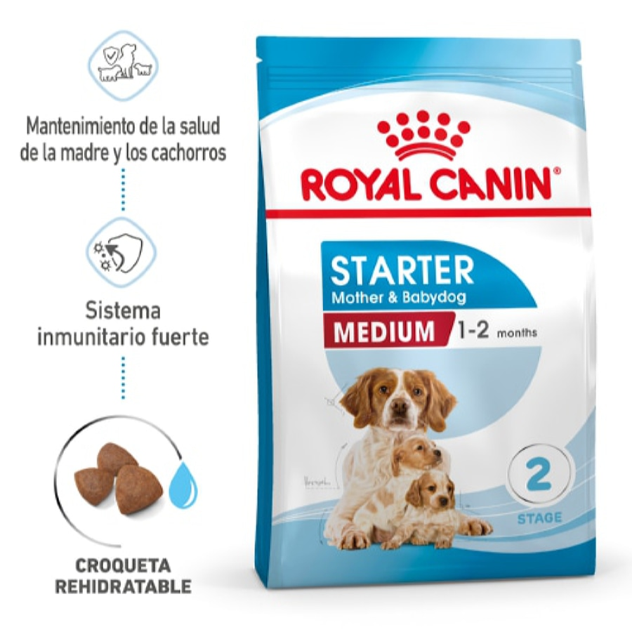 Royal Canin Medium Starter image number null