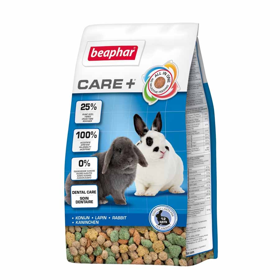 Care+ Conejo 1,5kg, , large image number null