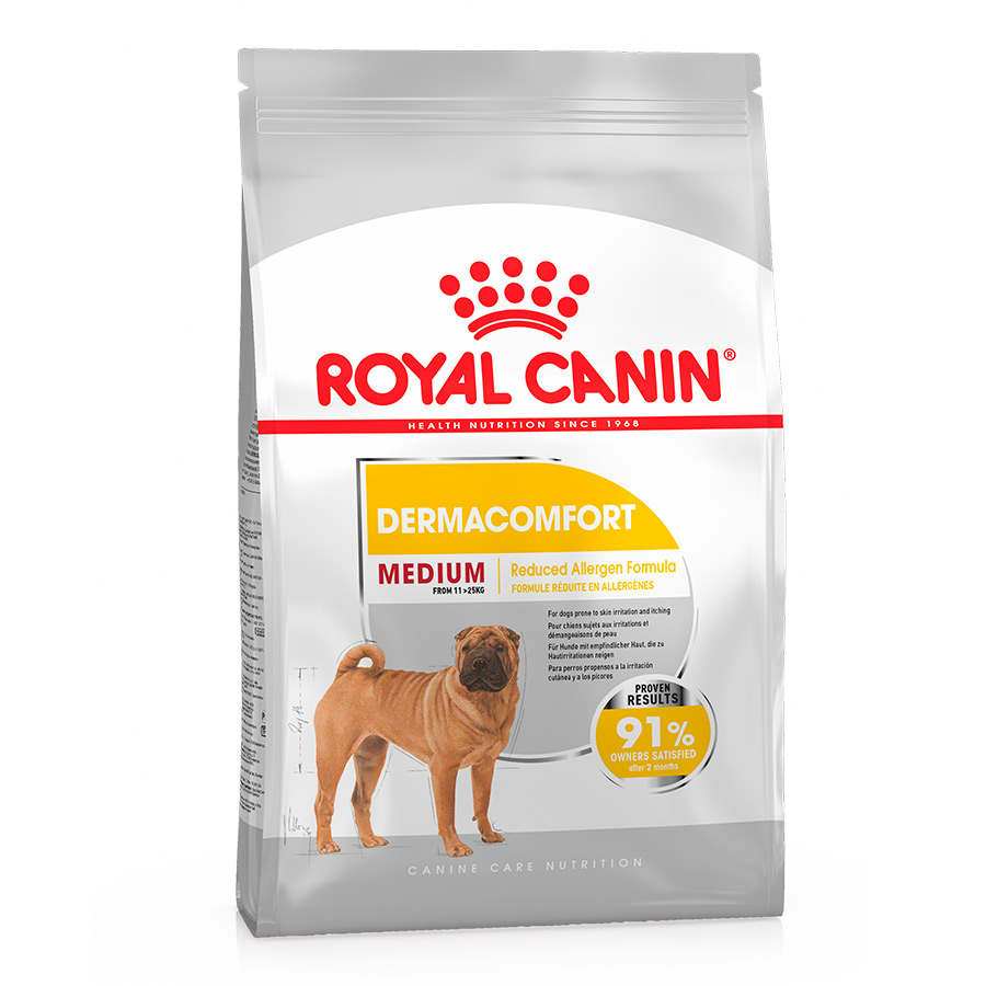 Royal Canin DermaComfort Medium10 kg, , large image number null