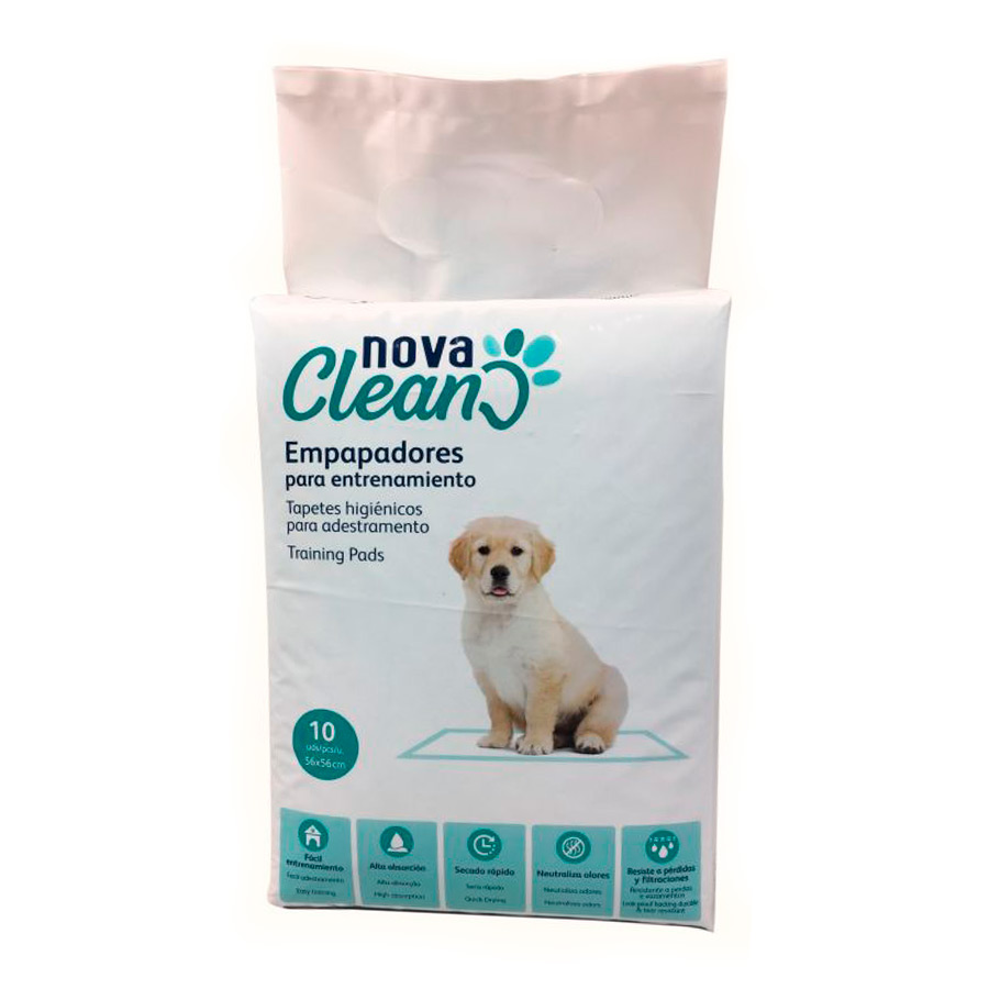 Empapadores Nova Clean 56 x 56 varias unidades, , large image number null