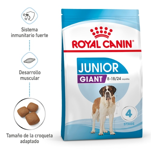 Royal Canin Giant Junior image number null