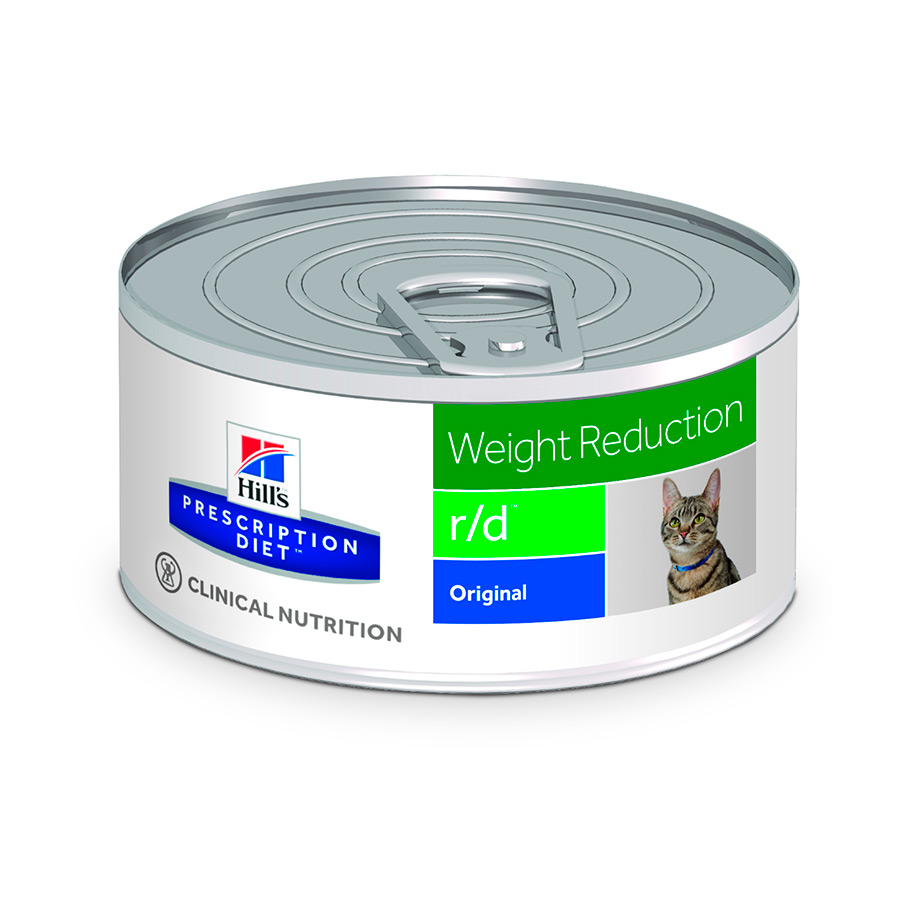 Hill's Feline Prescription Diet Lata r/d 156 gr, , large image number null
