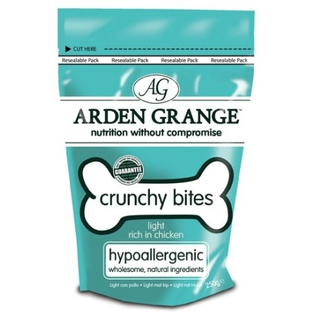 Arden Grange Snacks Crunchy Bites Light para perro, , large image number null