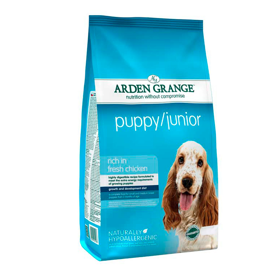 Arden Grange Puppy Junior 12 kg image number null