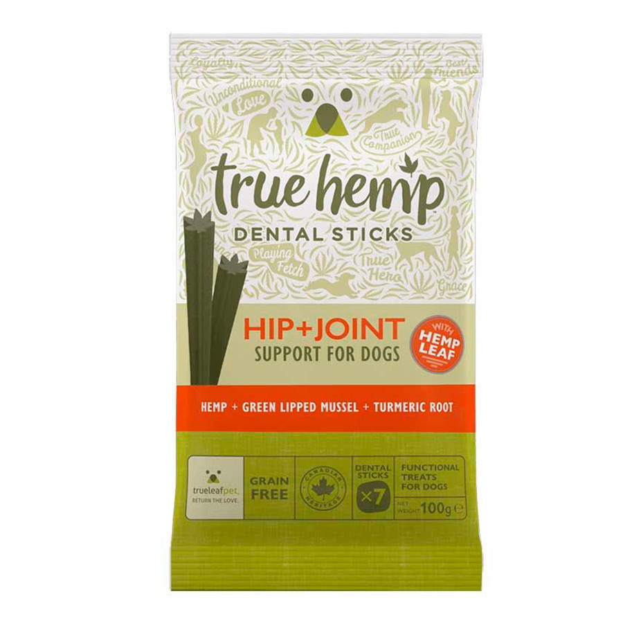 Sticks True Hemp para perro 100 gr, , large image number null