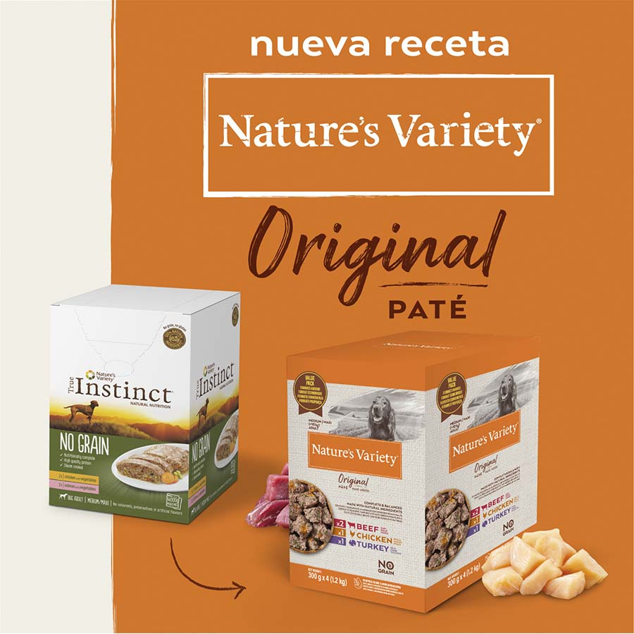 Nature's Variety Original Multipack 4x150gr, , large image number null