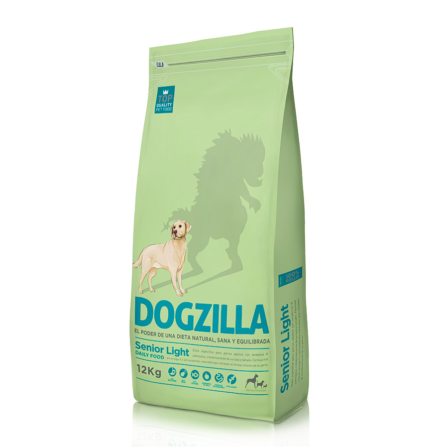Dogzillla Senior Light 12Kg image number null
