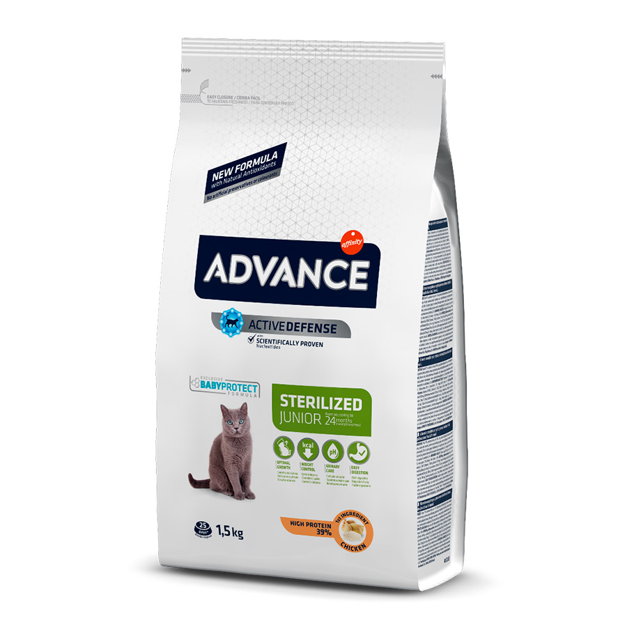 Affinity Advance Feline Young Sterilized 1.5 kg, , large image number null