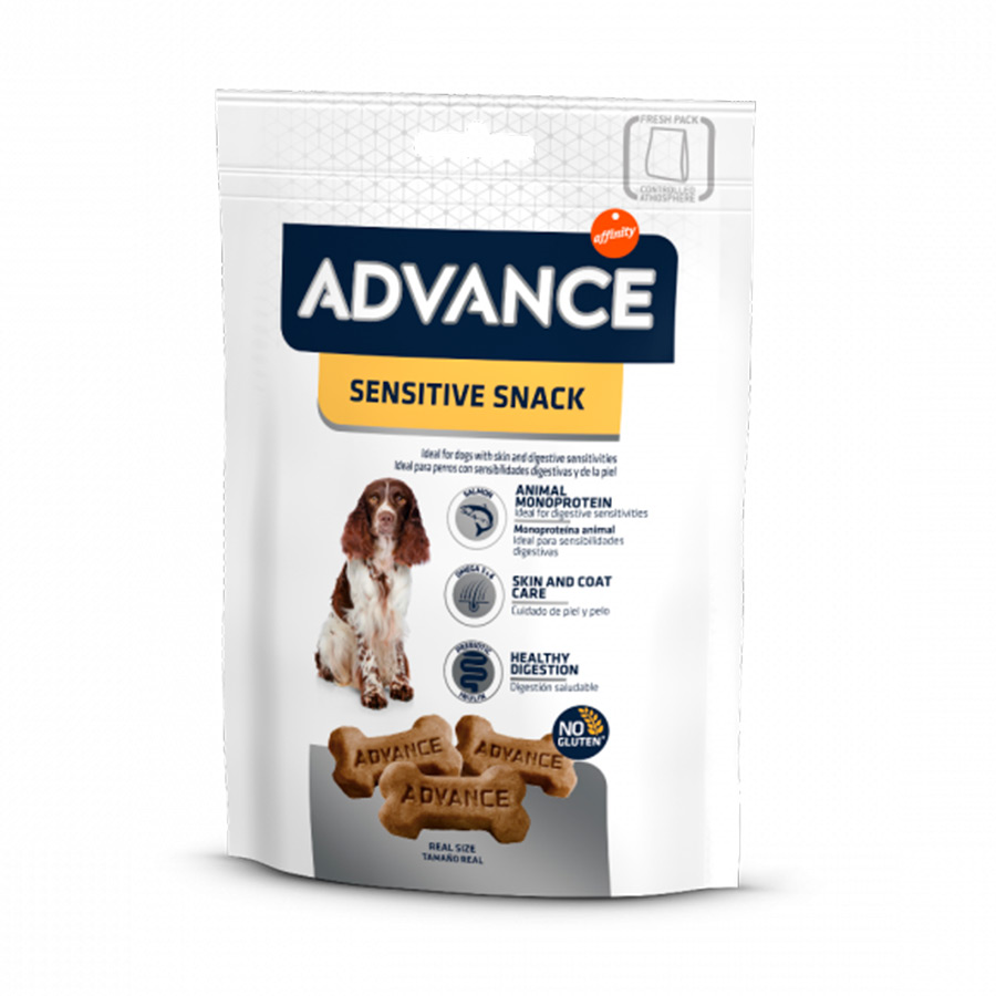 Advance Snack Sensitive 150 gr, , large image number null
