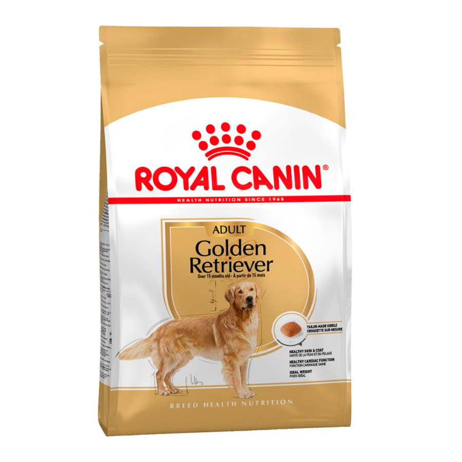 Royal Canin Golden Retriever -2x12 kg Pack Ahorro, , large image number null