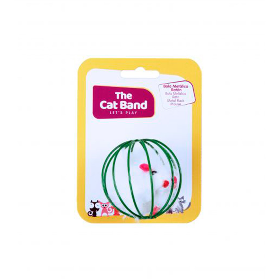 Juguete Rack Mouse The Cat Band para gato, , large image number null