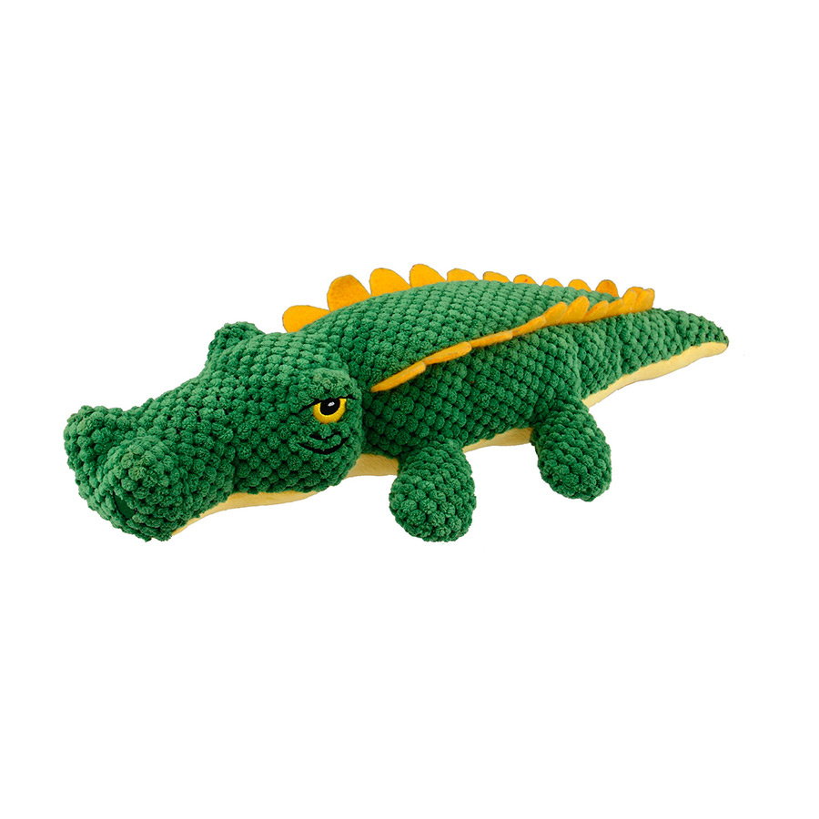 Peluche Fluffy Crocodile, , large image number null