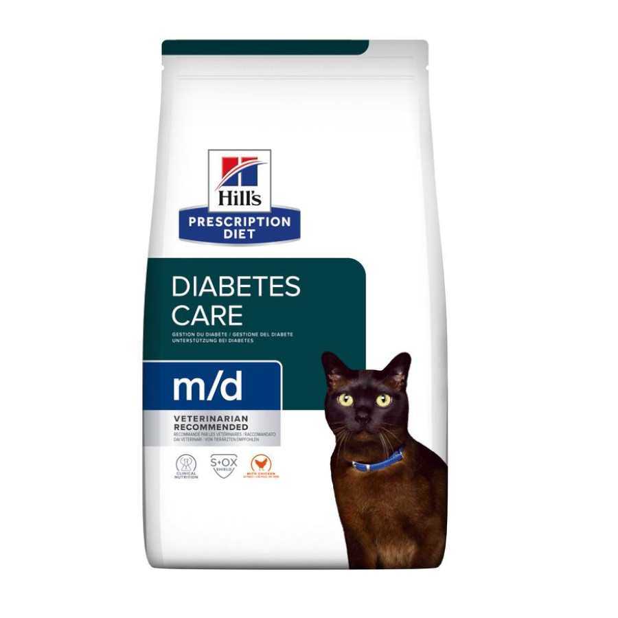 Hill's Feline Prescription Diet m/d, , large image number null
