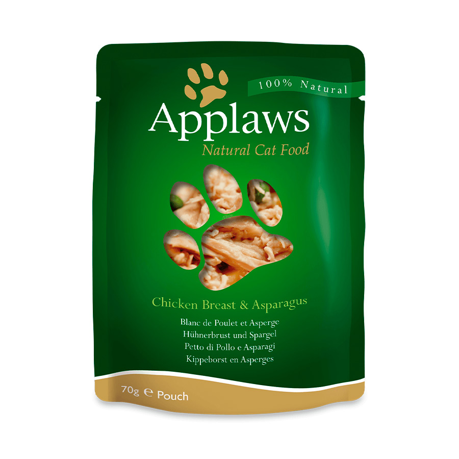 Pack 12 Pouch de Applaws para gato 70 gr, , large image number null