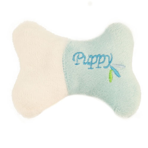 TK Pet Puppy Soft Bone hueso para perros peluche image number null