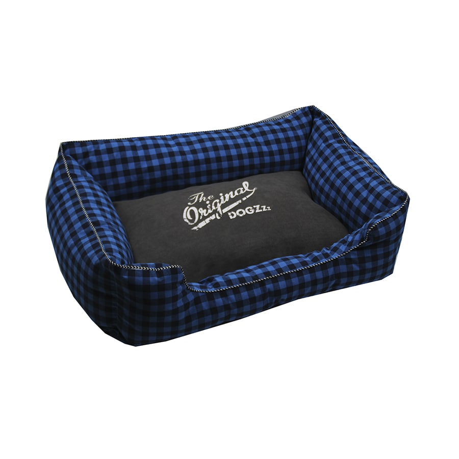 Cama Dogzzz Picnic Bed Blue image number null