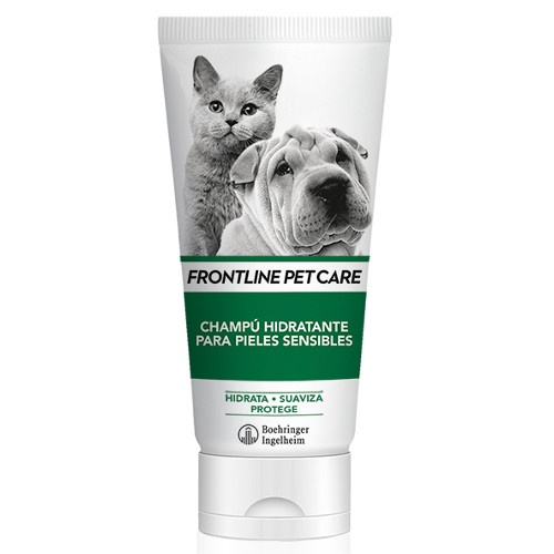 Frontline Pet Care champú para pieles sensibles image number null